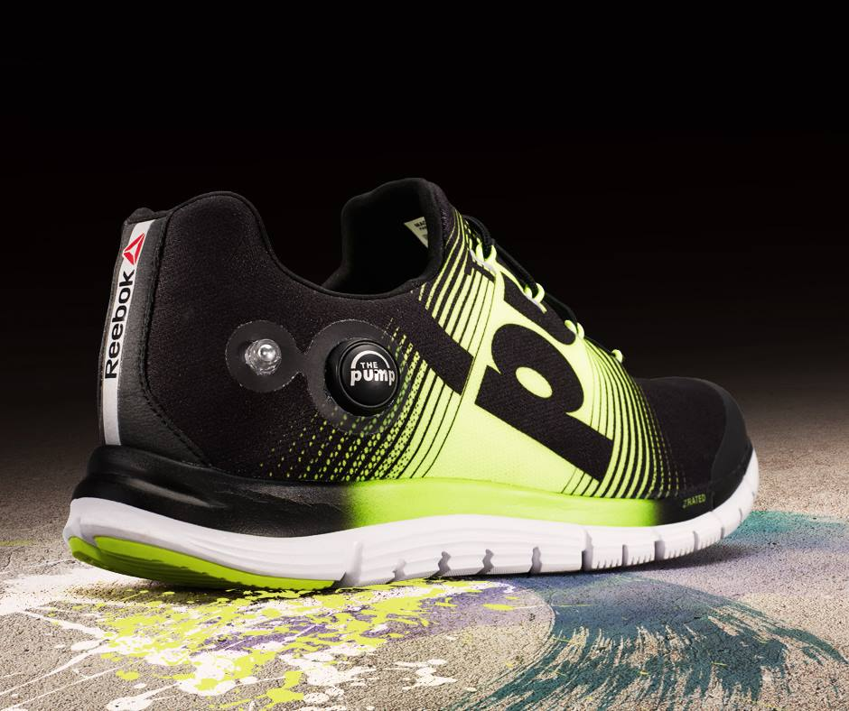 bca0f49bc23720 The Pump is bank! Introducing the Reebok ZPump Fusion