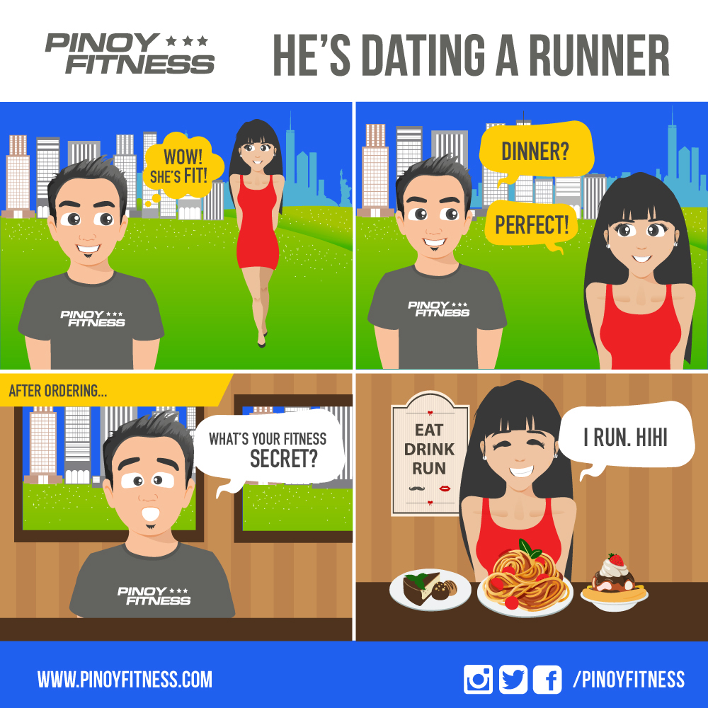 dating marathon runner Loren zitomersky has gotten used to the jokes: hey, you're running the the world record for the fastest marathon ever maddening dating.