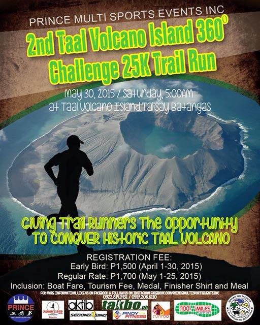 2nd-Taal-Volcano-25K-Trail-Run-Poster