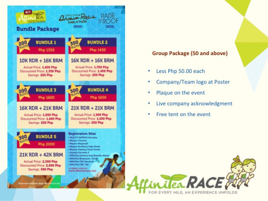 AffiniTea-Brown-Race-Marathon-Promo