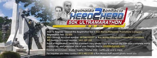 Aguinaldo-To-Bonifacio-50K-Ultramarathon-Poster