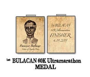 Bulacan-60K-Ultramarathon-Medal