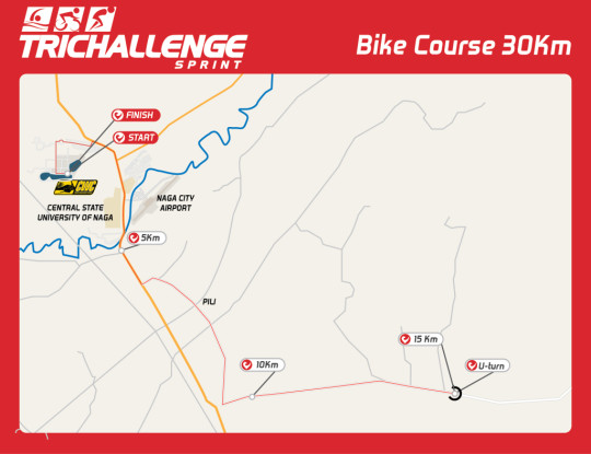 Challenge-Camsur-Tri-Challenge-Sprint-Bike-Course