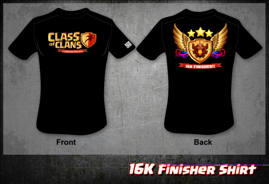 FINAL 16K FINISHER SHIRT