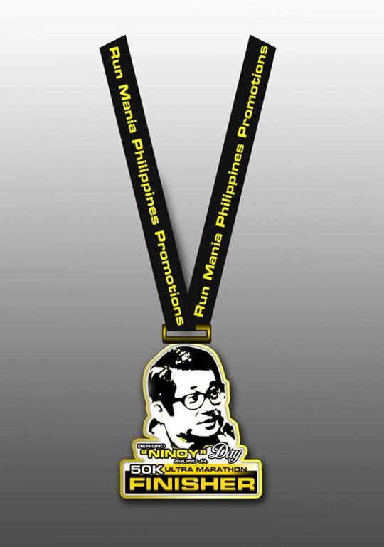 Ninoy-Aquino-Day-50K-Ultra-Marathon-Medal
