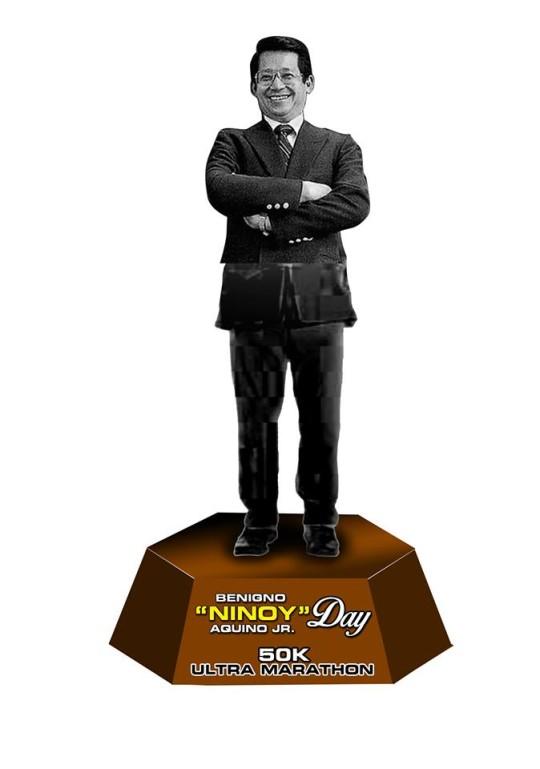 Ninoy-Aquino-Day-50K-Ultra-Marathon-Trophy