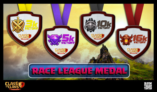 RACE MEDALS 1