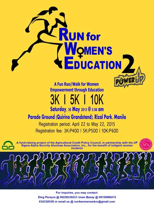 Run-For-Women's-Education-2-2015-Poster