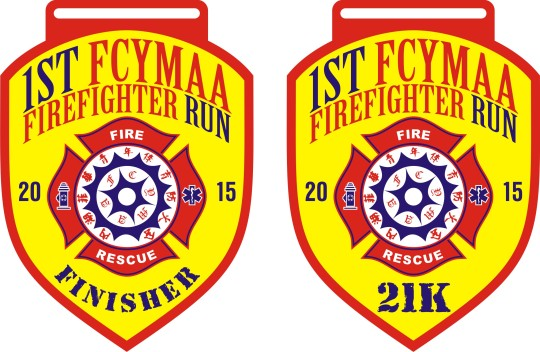 FCYMAA-Fire-Fighter-Run-2015-Medal