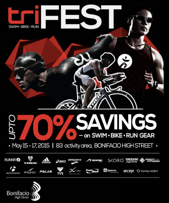 Tri Fest 2015 BGC Poster