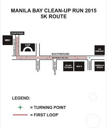 5k Route