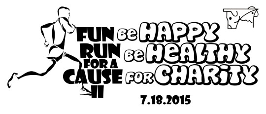 Be-Happy-Be-Healthy-For-Charity-Poster