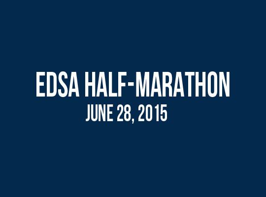 EDSA-Half-Marathon