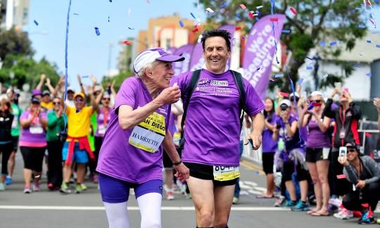 Harriet-Thompson-Marathon-Record