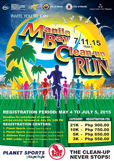 Manila-Bay-Clean-Up-Run-poster