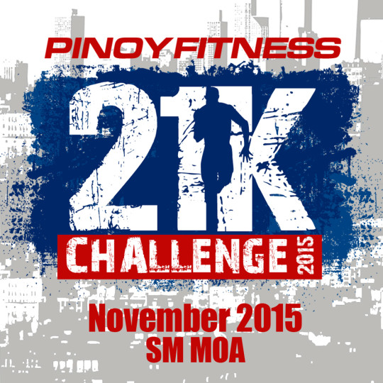 PF 21K Challenge Save The Date