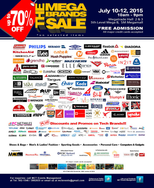 11th-MegaBrands-Sale-@-SM-Megatrade-Hall-July-2015-Poster