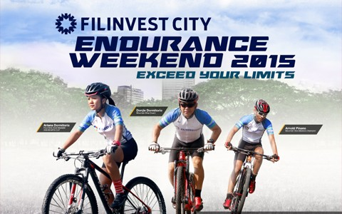 Filinvest City Endurance Weekend 2015 Cover