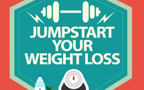 weight loss jumpstart your journey