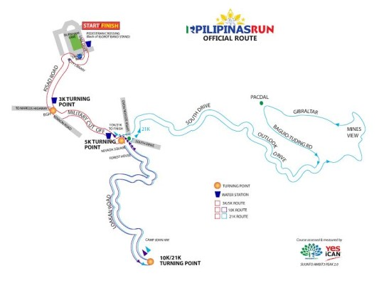 Pilipinas_Run_Route_Map