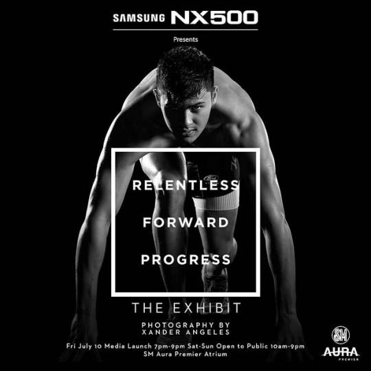 Relentless-Forward-Progress-Xander-Angeles-Exhibit-Poster