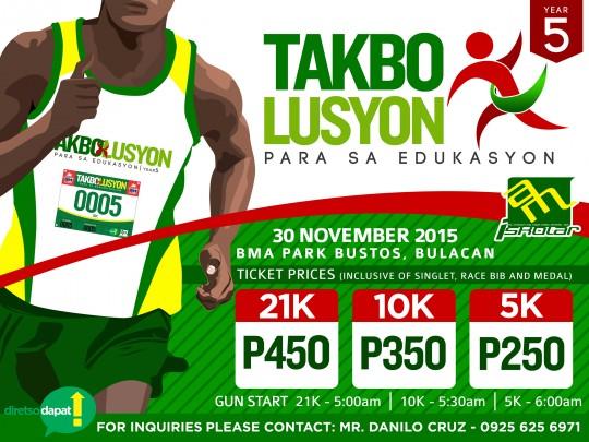 TAKBOLUSYON-para-sa-edukasyon-year-5-poster
