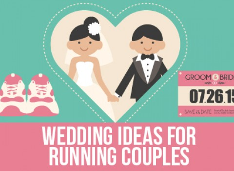 Wedding Ideas For Running Couples Cover