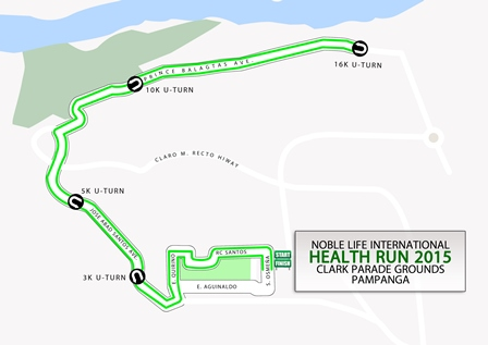 health-run-philippines-2015-pampanga-route-map