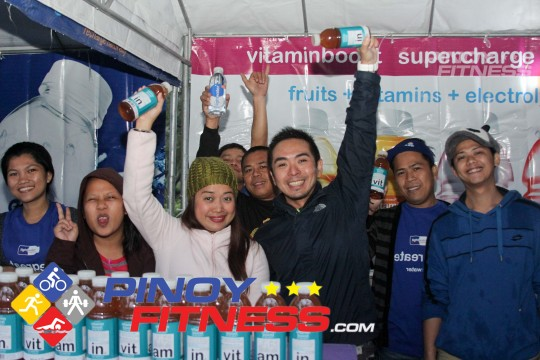 Pinoy Fitness SUB1 10K Baguio Photos