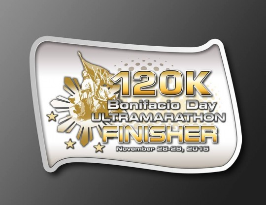 120K-Bonifacio-Day-Ultramarathon-2015-Buckle