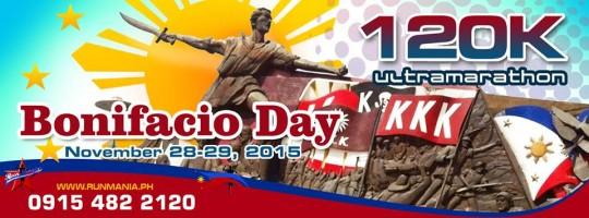 120K-Bonifacio-Day-Ultramarathon-2015-Poster