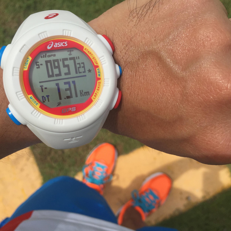 Credo Discreto Acumulativo  Quick Review: Asics AG01 GPS Running Watch | Pinoy Fitness