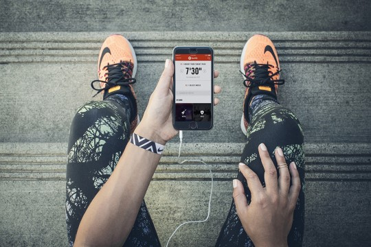 Nike Running and Spotify2