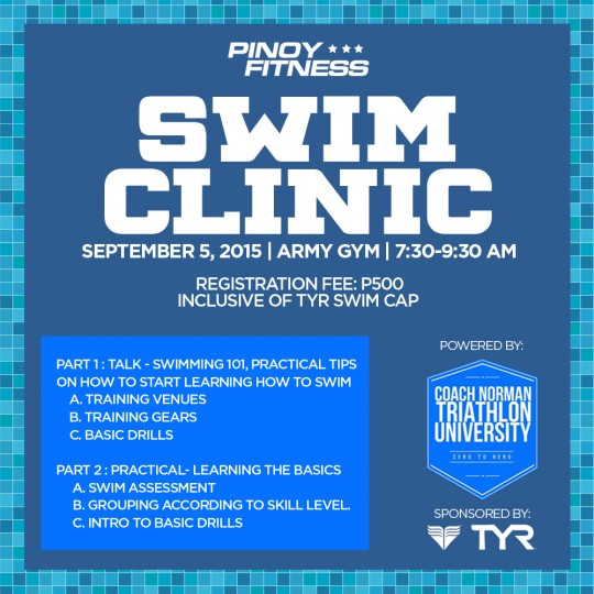 PF Swim Clinic