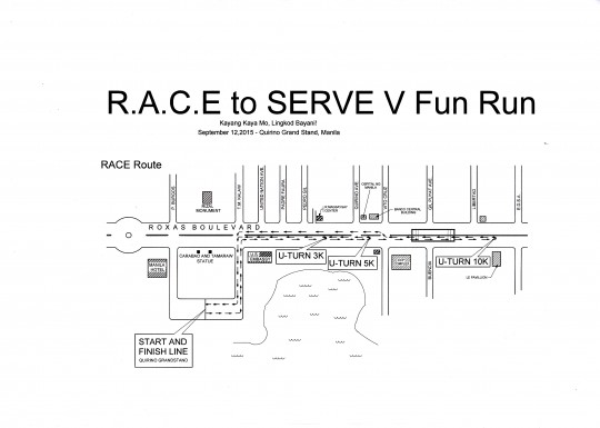 RACE-to-Serve-Fun-Run-2015-Race-Route