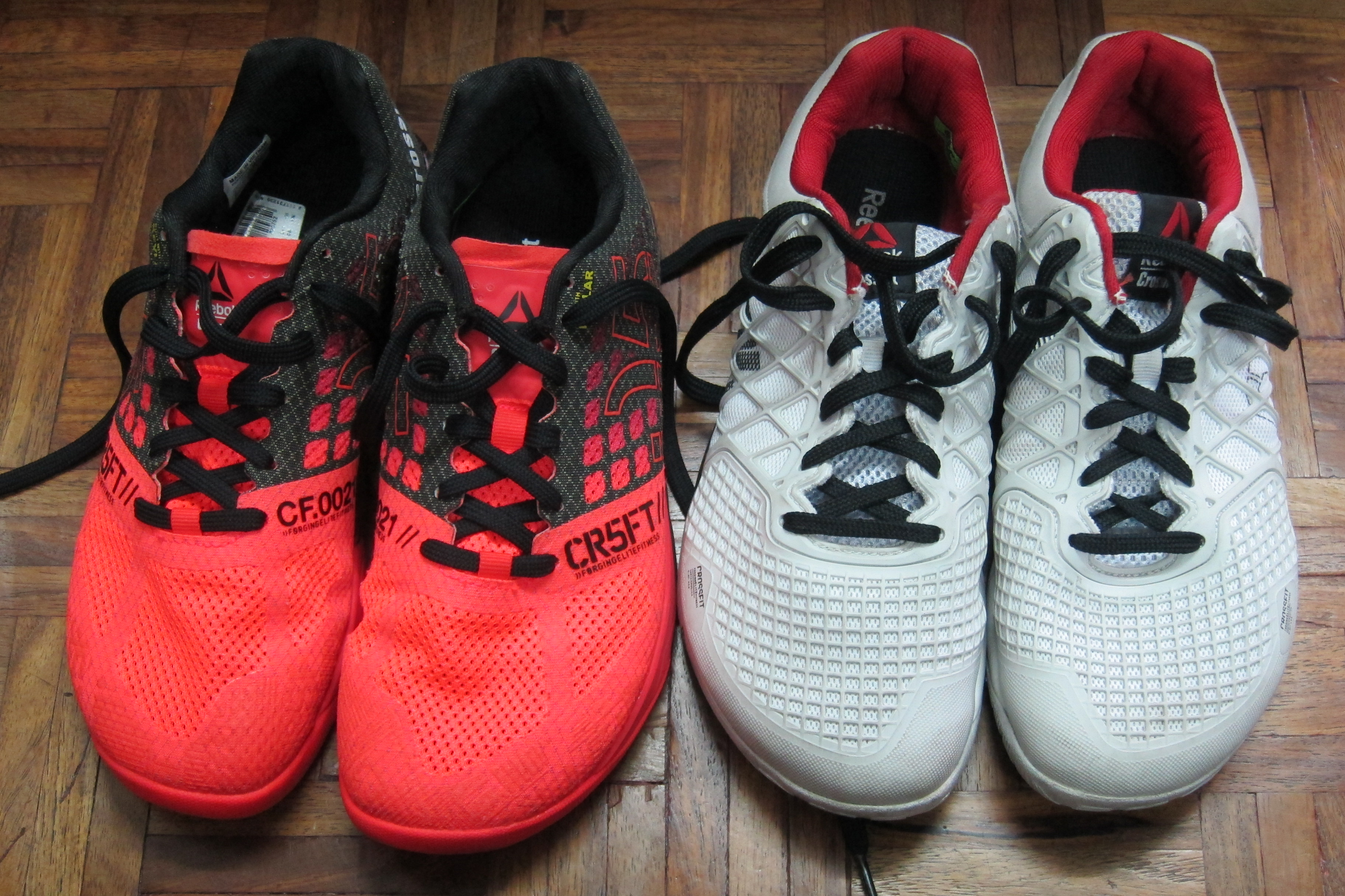1db9aae9d9d7 Quick Review  Reebok Crossfit Nano 5