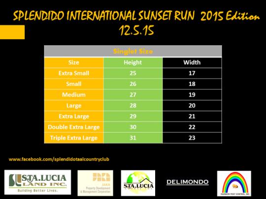 Splendido-international-sunset-run-2015-Singlet-size-char