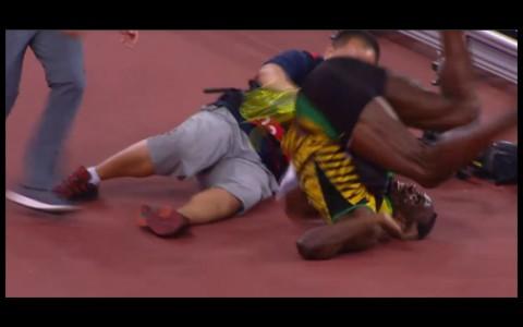 Usain-Bolt-Knocked-Down