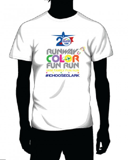Microsoft PowerPoint - Clark Color Run Materials