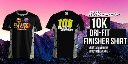 10k finisher