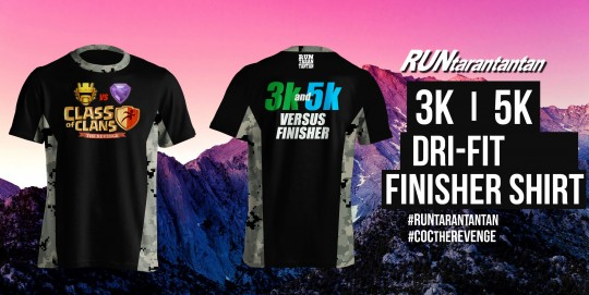 3k5k finisher