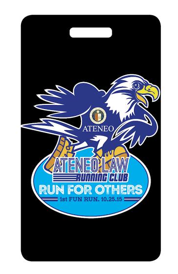 Ateneo-law-running-club-fun-run-bag-tag