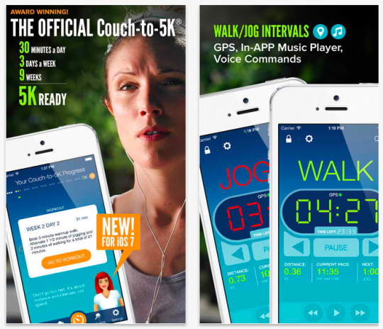 Couch-to-5K-app