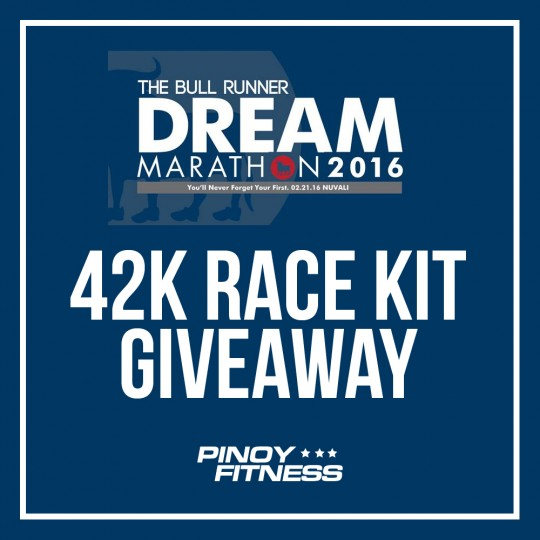 PF TBR Race Kit Giveaway
