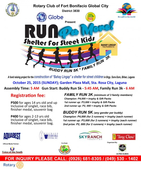 Run-Pa-More-Shelter-The-Street-kids-poster