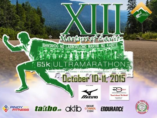 XIII-Martyrs-Of-Cavite-65KM-Ultra-Marathon-Race-Poster