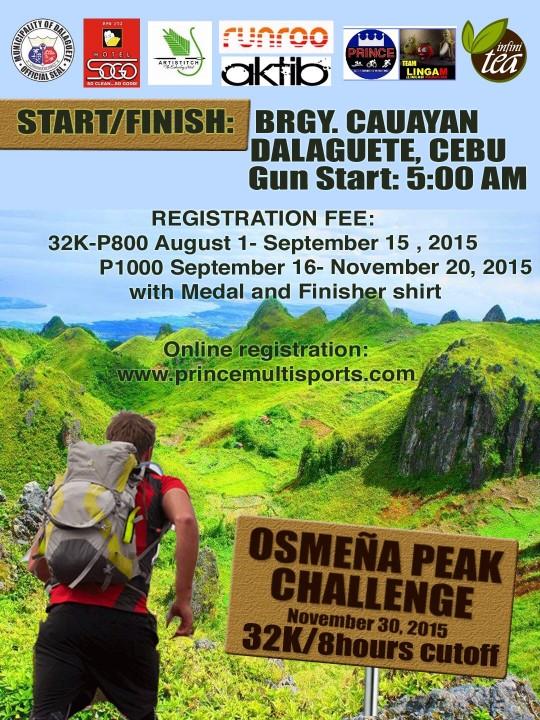1st-Osmena-Peak-Challenge-2015-Poster