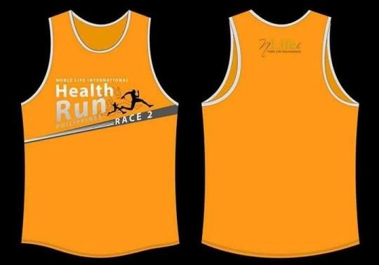 HEALTH RUN SINGLET