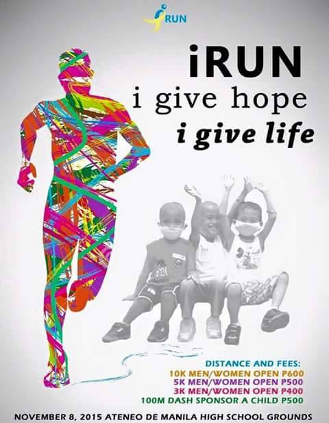 I-run-i-give-hope-i-give-life-poster