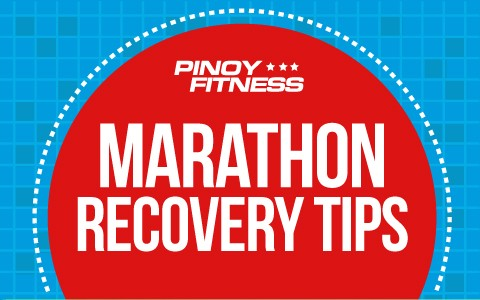 Marathon Recovery Tips Cover